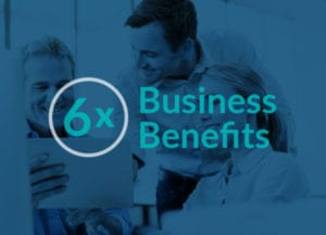 Business benefits of good IT